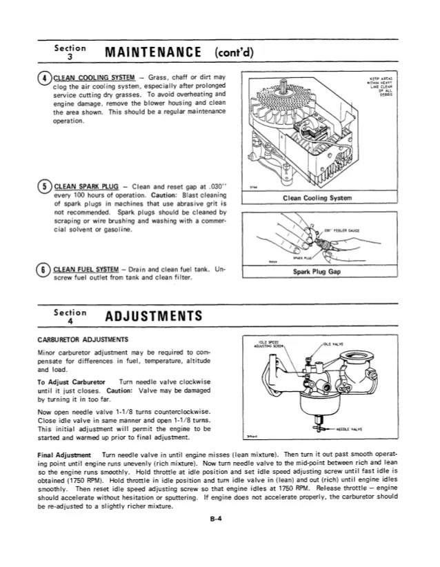 Wiring Diagram Allis Chalmers B 10 Electronic Schematics collections
