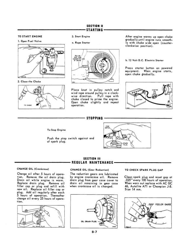allis chalmers wd wiring diagram ignition wires diagram allis