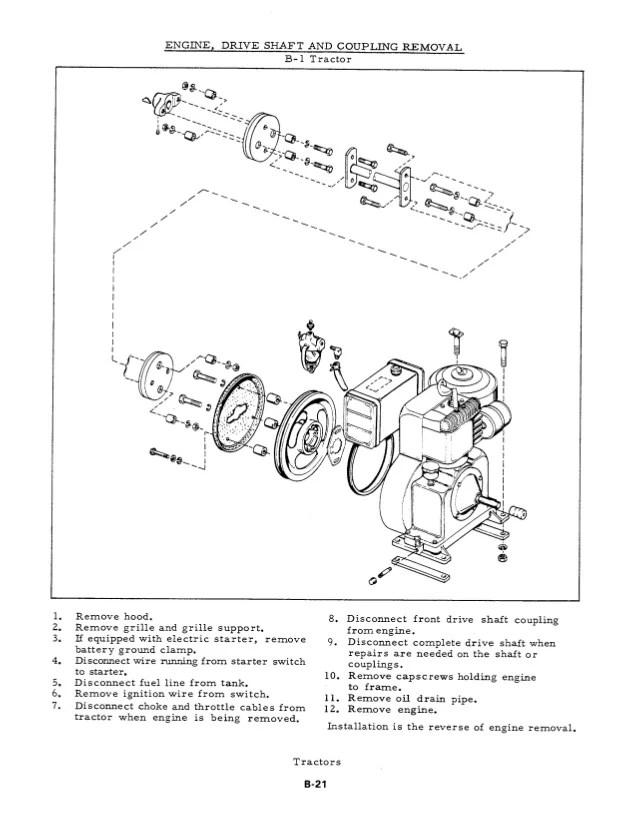 allis chalmers g wiring diagram