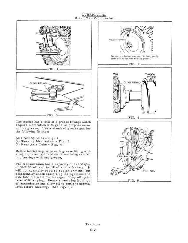 allis chalmers wc wiring diagram