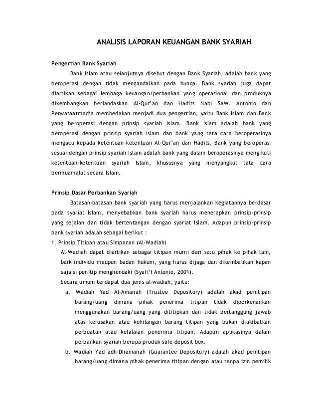 Contoh Judul Skripsi Syariah Terbaru Kumpulan Judul Contoh Skripsi Bahasa Inggris << Contoh Skripsi Analisis Kinerja Keuangan Pada Bank Syariah Share The