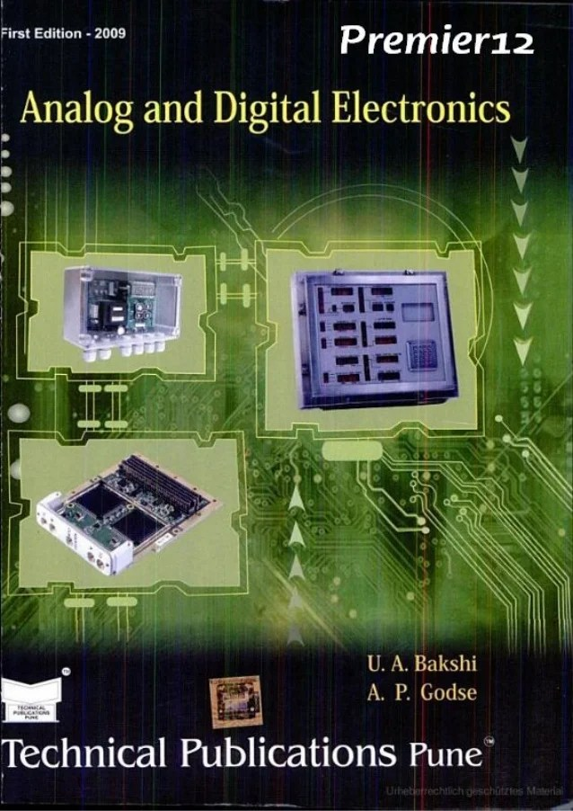 analog electronic circuits bakshi pdf