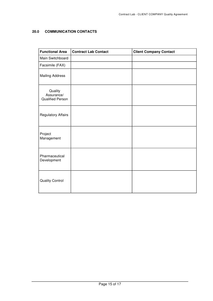 Project Development Agreement Template – Project Development Agreement