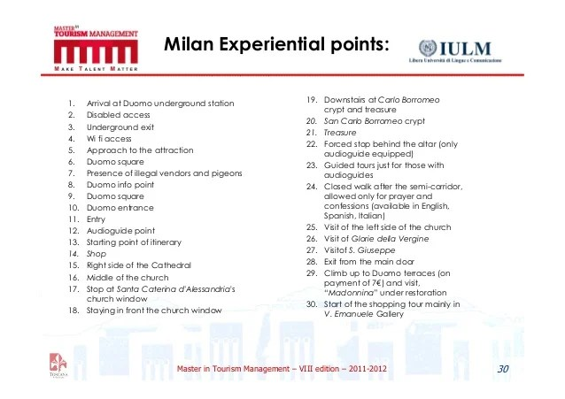Entry12 An Analysis Of Chinese Tourists Experiences In Milan And