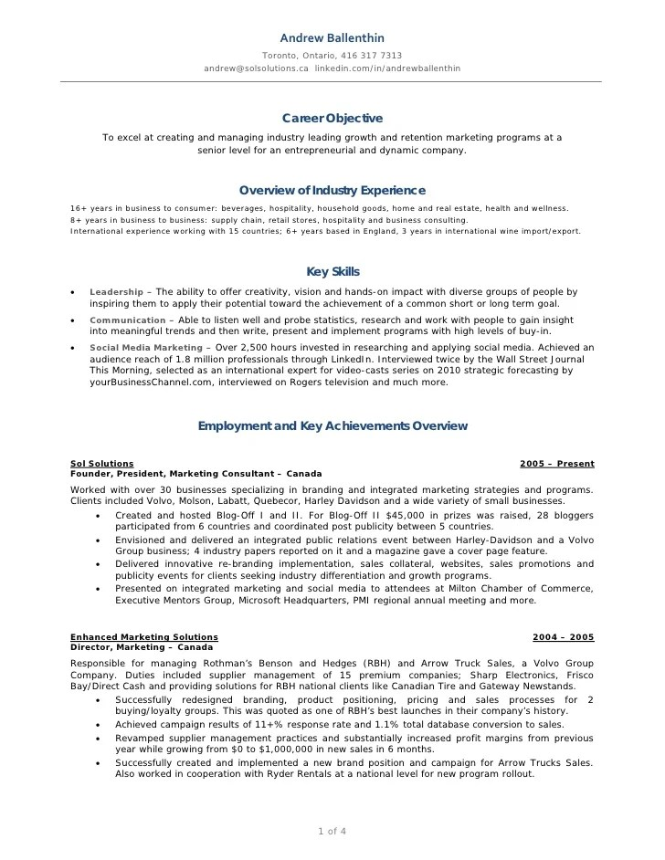 media resume examples - Funfpandroid