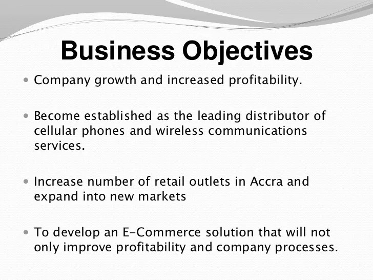 Free Retail And Online Store Business Plans Bplans An E Business Plan Sample Presentation