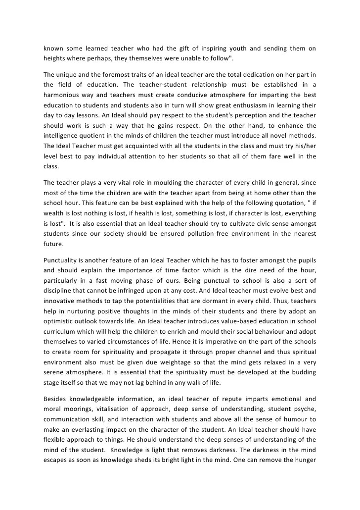 How To Write A Scholarship Application Cover Letter Top Quotation Essay An Ideal Student