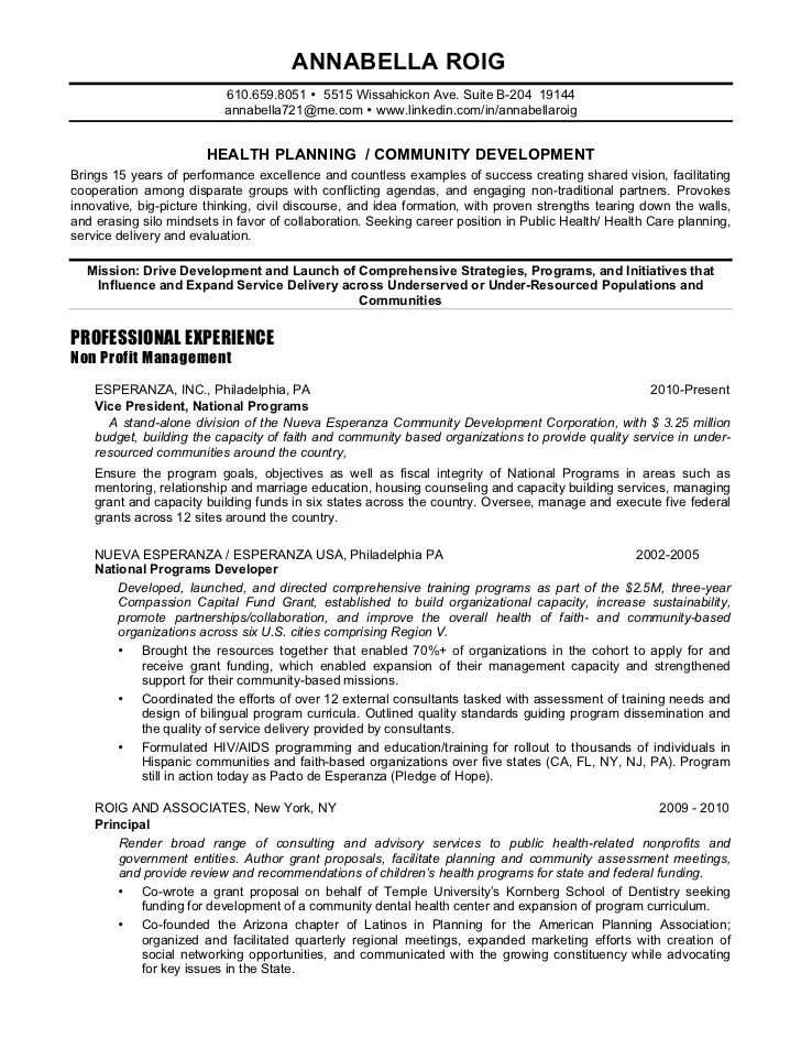 senior city planner resume contegri com