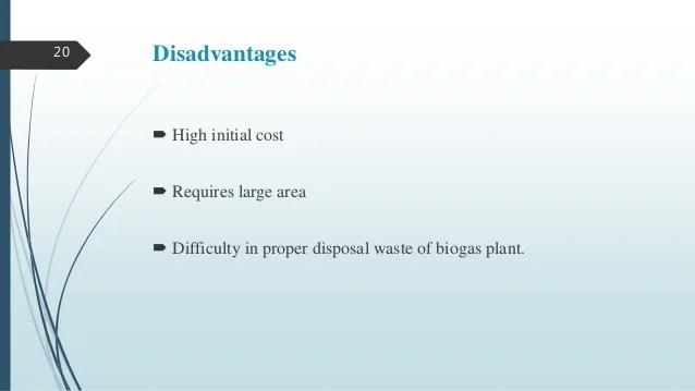 Solar Biogas Hybrid Power Generation System