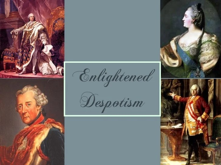 enlightened despot