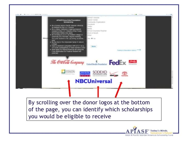 apiasf letter of recommendation