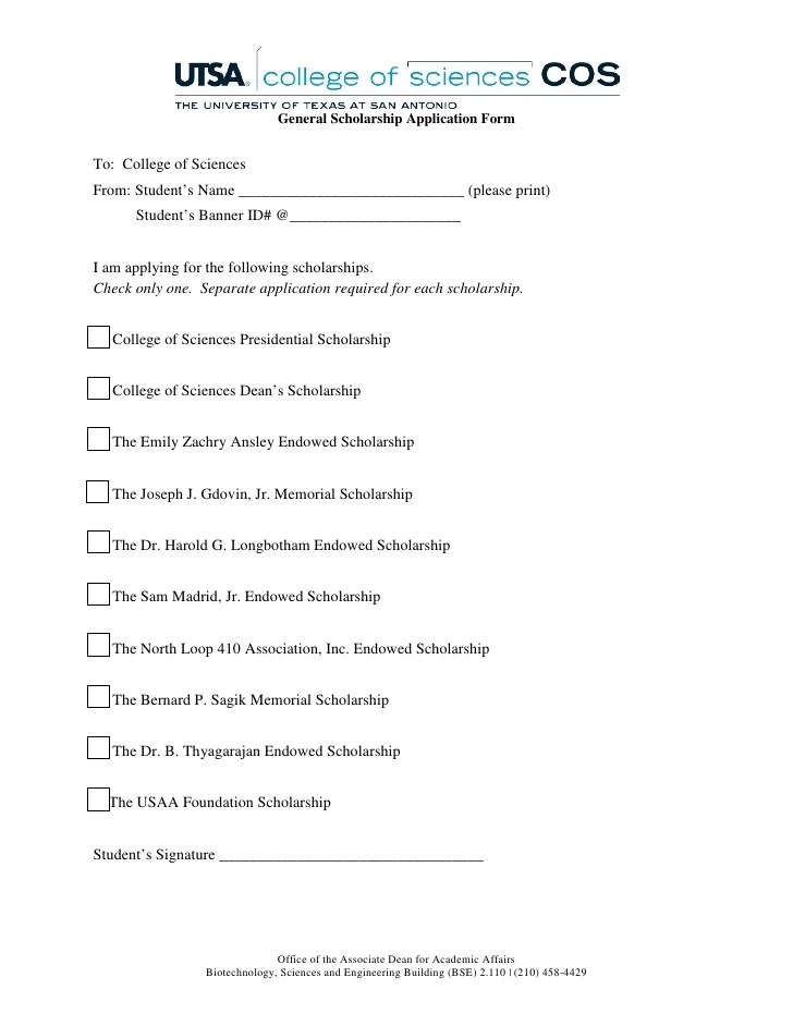application essay sample for college - Examples Of Essays For Scholarship Applications