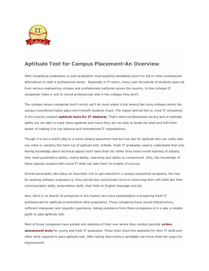 career placement test - Josemulinohouse - career aptitude test