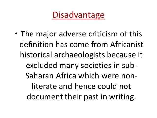 historical criticism definition