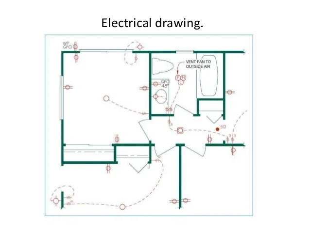 electrical plan meaning