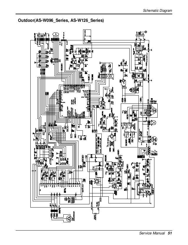aircon mini split wiring diagram