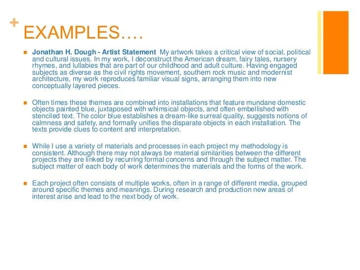 how to write an art resume - Thevillas - visual artist resume 1