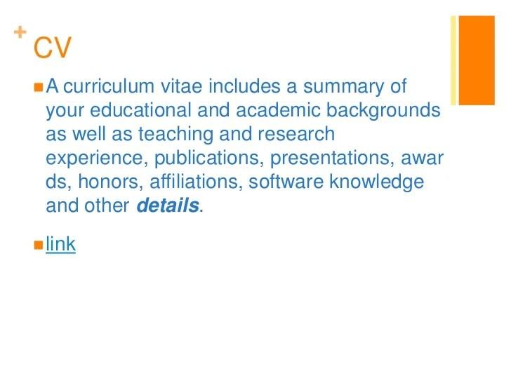 bio vs resume - Intoanysearch - resume vs curriculum vitae