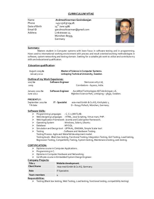 Resume Samples For Telecom Engineers Resume Ixiplay Free Resume - Telecommunication Resume Sample