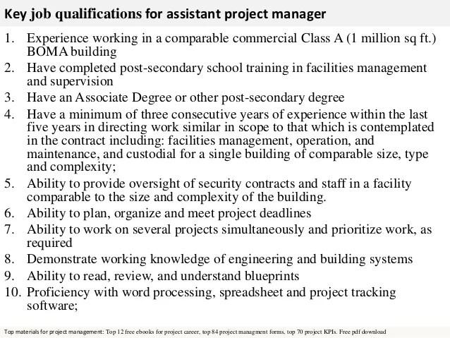 project management assistant job description - Yelommyphonecompany