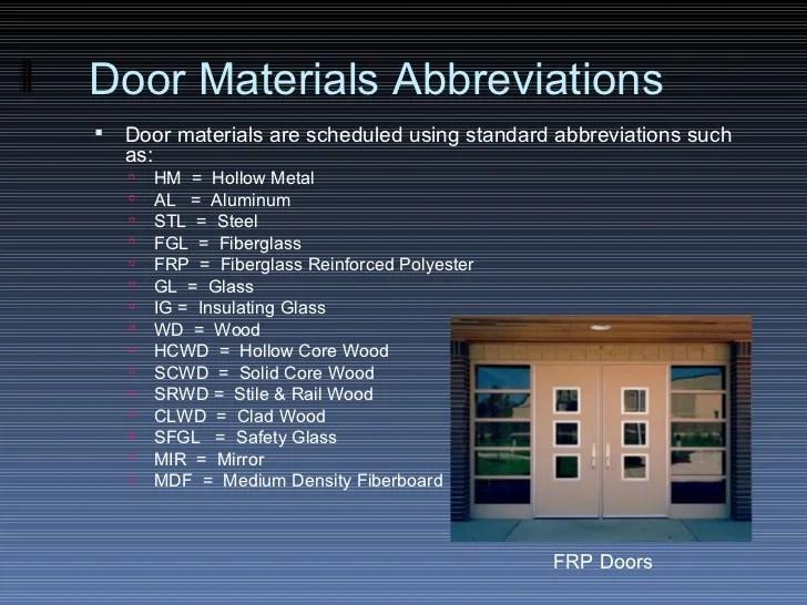 What ...  sc 1 st  Sanfranciscolife & Doors Acronym - Sanfranciscolife