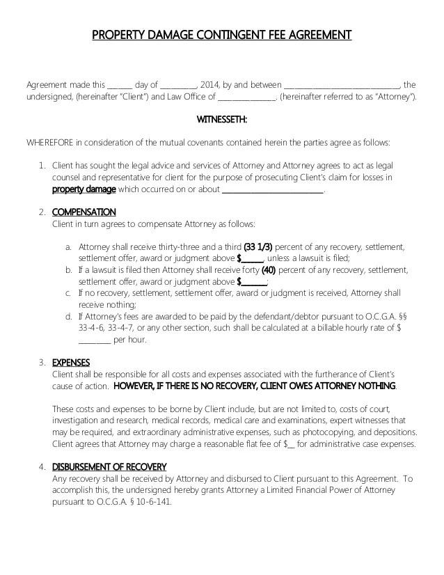 retainer fee agreement template - Bire1andwap