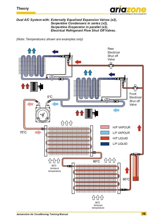 auto ac compressor wiring