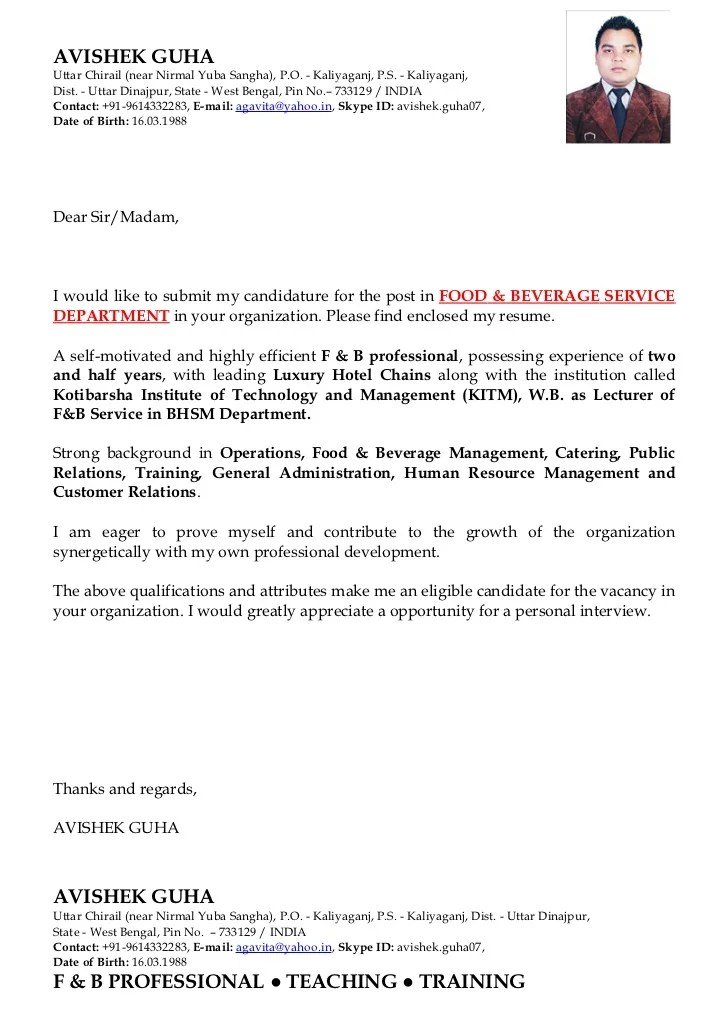 Hotel Management Companies Strand Hospitality Services Avishek Guhas Updated Resume 4 Mail 1