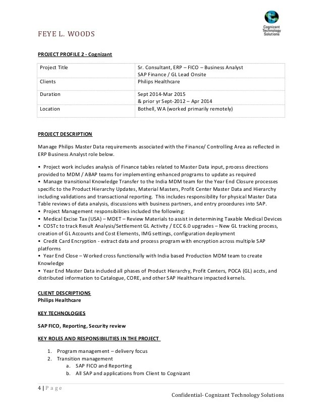 Sap business analyst resume examples \/ WEAKTUMBLINGTK - sap business analyst resume