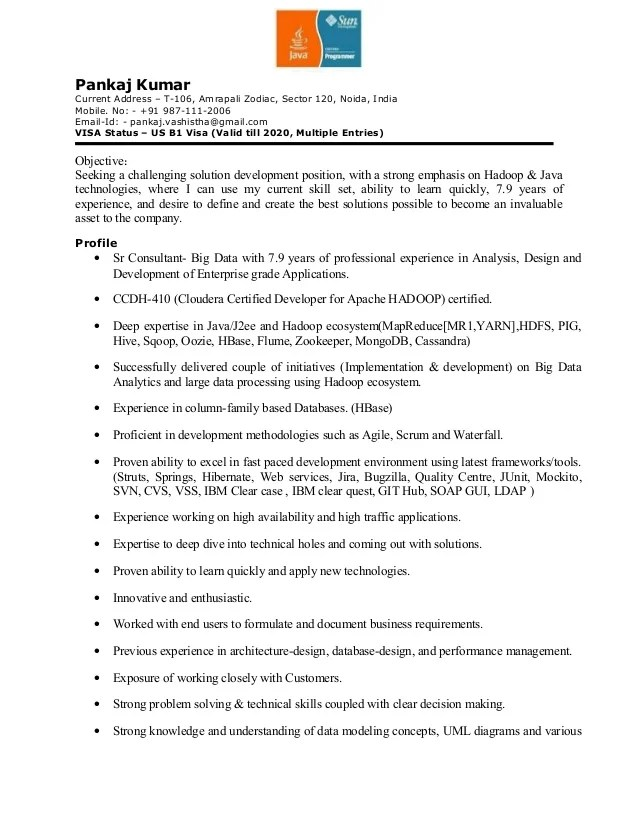 j2ee resumes - Jolivibramusic - java software engineer sample resume