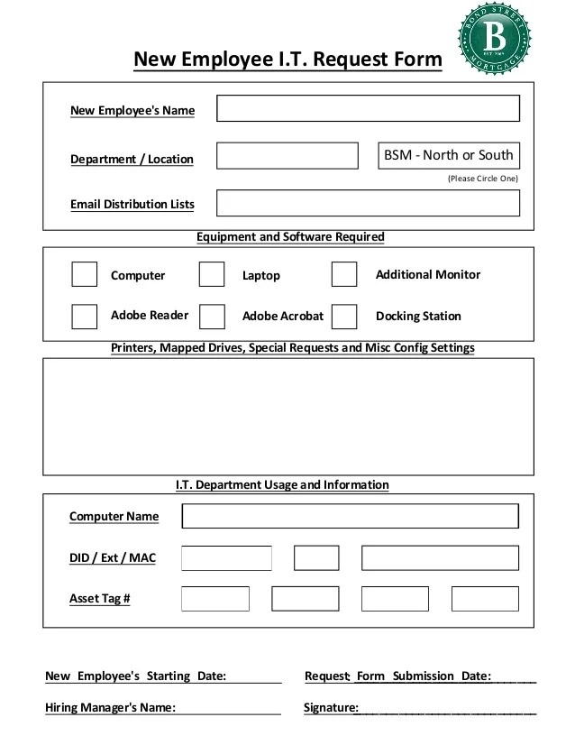 request form - Boatjeremyeaton - material request form