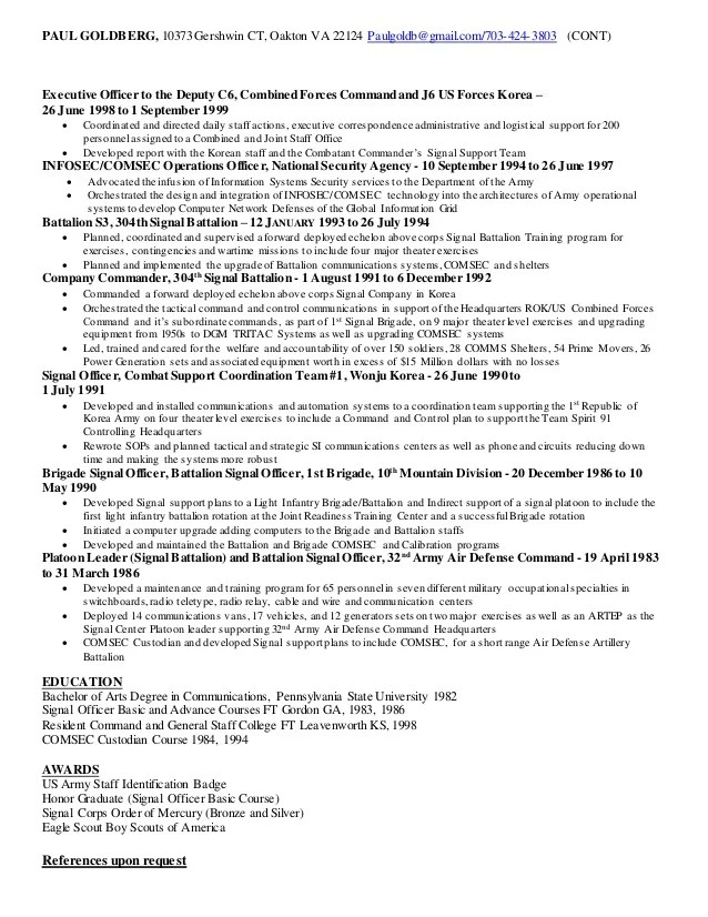 army resumes - Intoanysearch - comsec manager sample resume