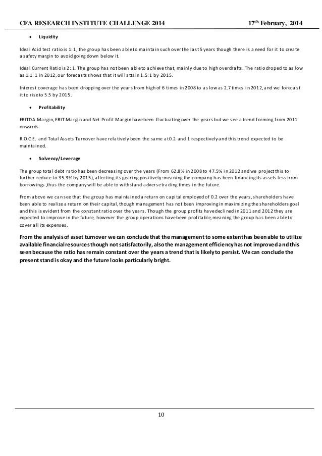 sample cfa cover letter - Jolivibramusic