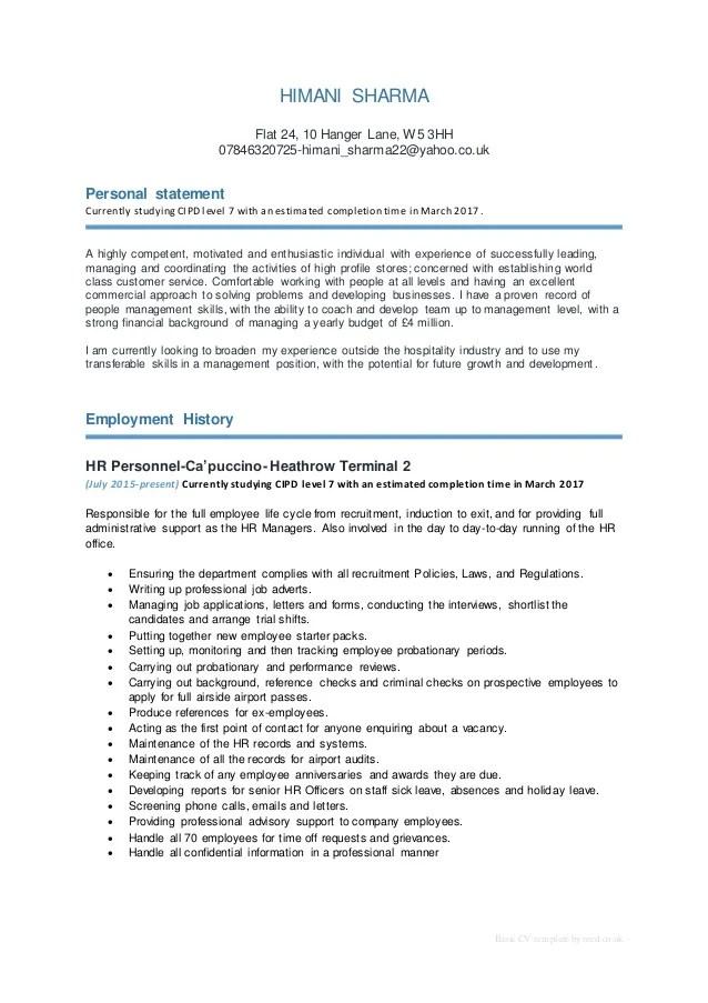 reed recruitment cv template - Roho4senses