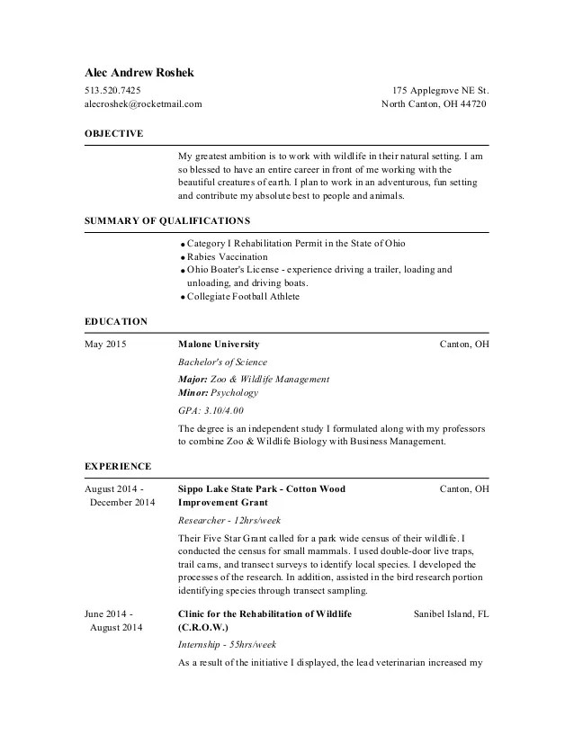 sample resume for biology internship aroj resume samples free sample resume examples search results for