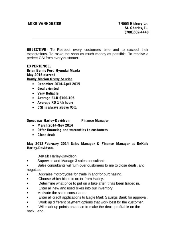 service writer resume - Eczasolinf