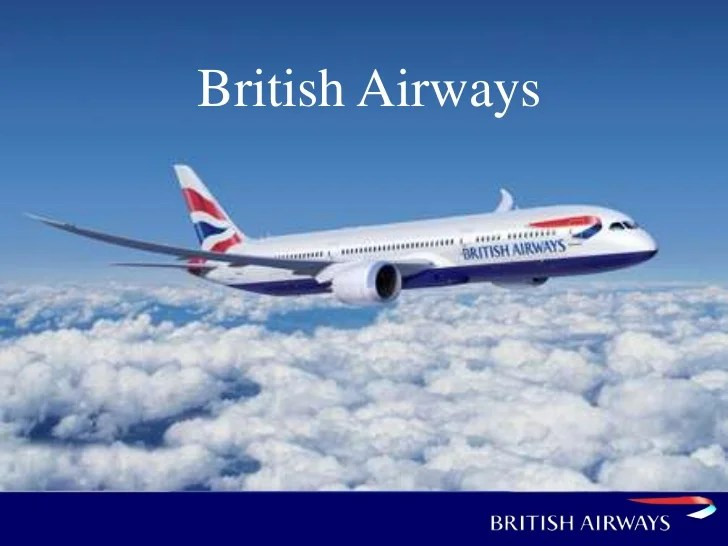mission statement of british airways 2015-3-23 a critical evaluation of british airways print reference  the mission statement of british airways is to be a leader in the.