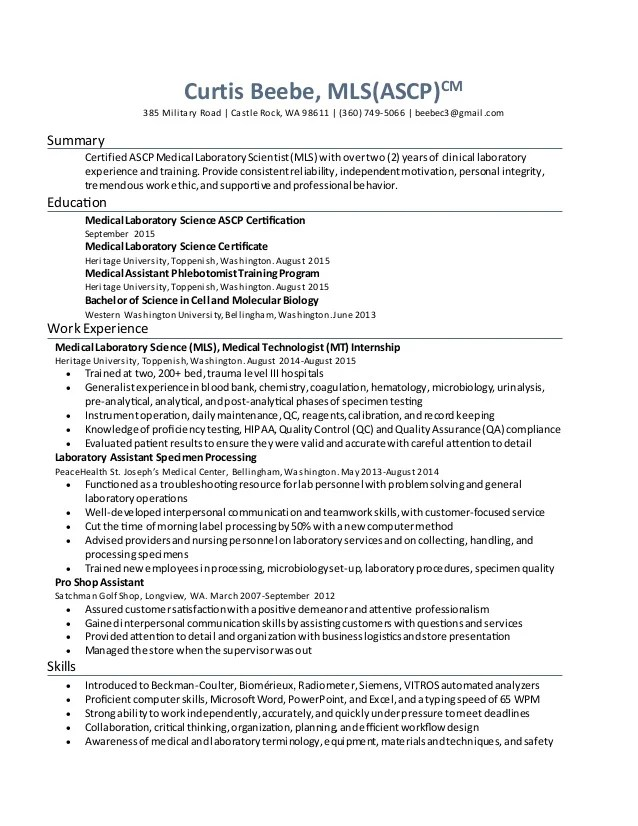 Optimize Resume For Ats