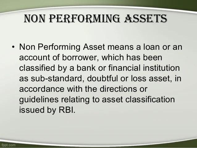 standard loan analysis