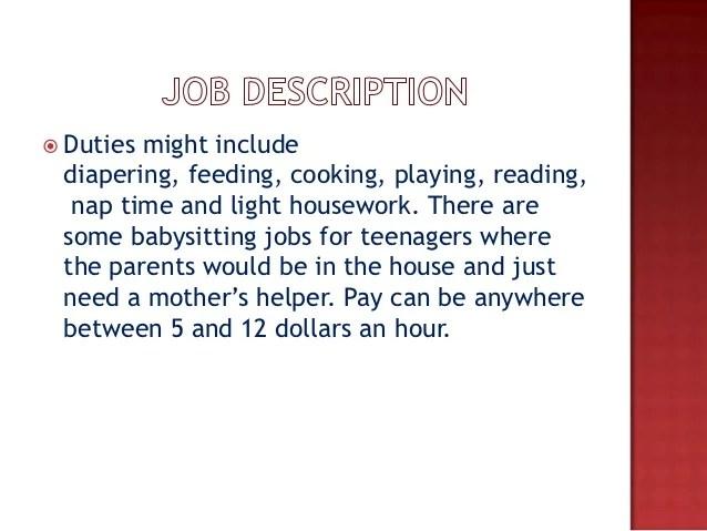 babysitter needed jobs - Funfpandroid