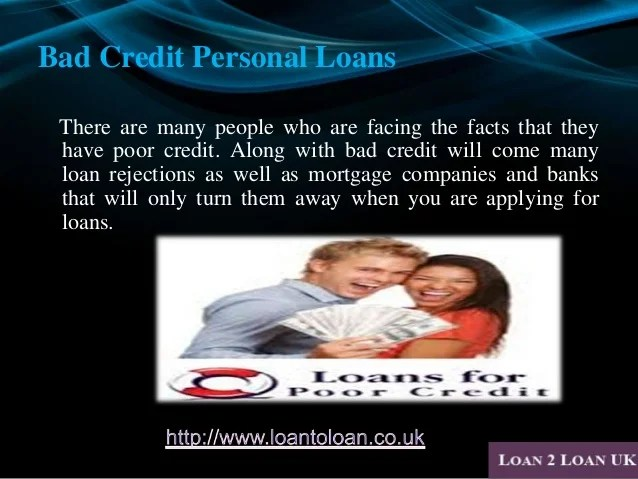 Bad credit Personal Loans Guaranteed Instant Approval