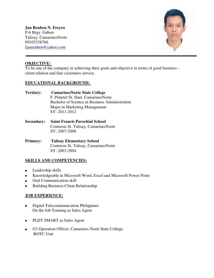 Sample Resume Objectives Of Ojt Sample Resume Objectives For Ojt Usa Canada Job Career Objective Sample For Ojt Students Bestsellerbookdb