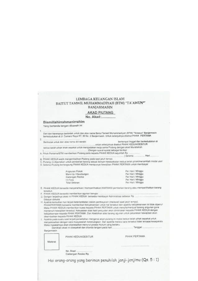 Contoh Laporan Keuangan Wedding Organizer - Contoh Wir