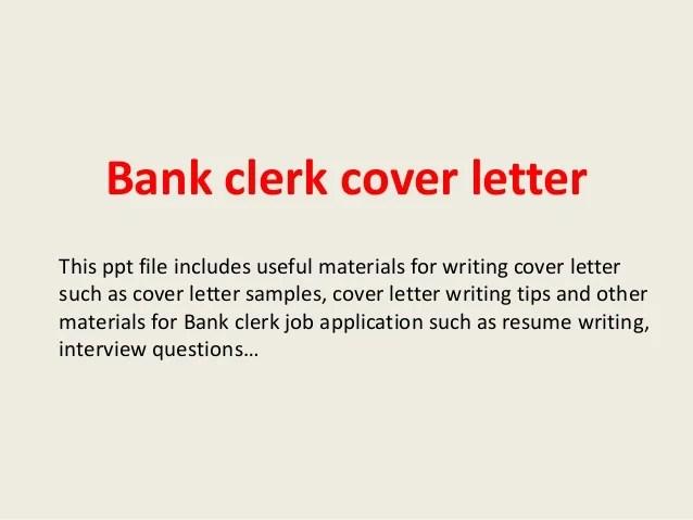 cover letter teller
