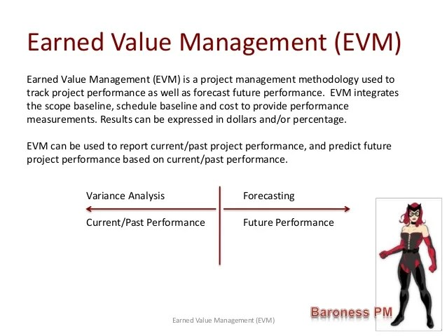 earned value management - Goalgoodwinmetals