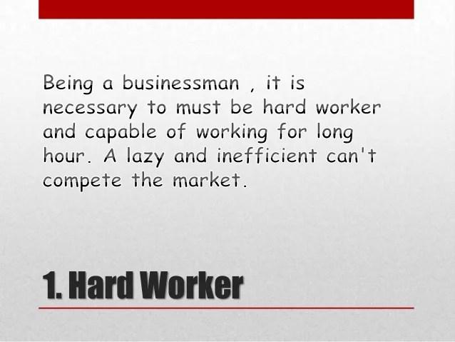 good worker qualities - Josemulinohouse