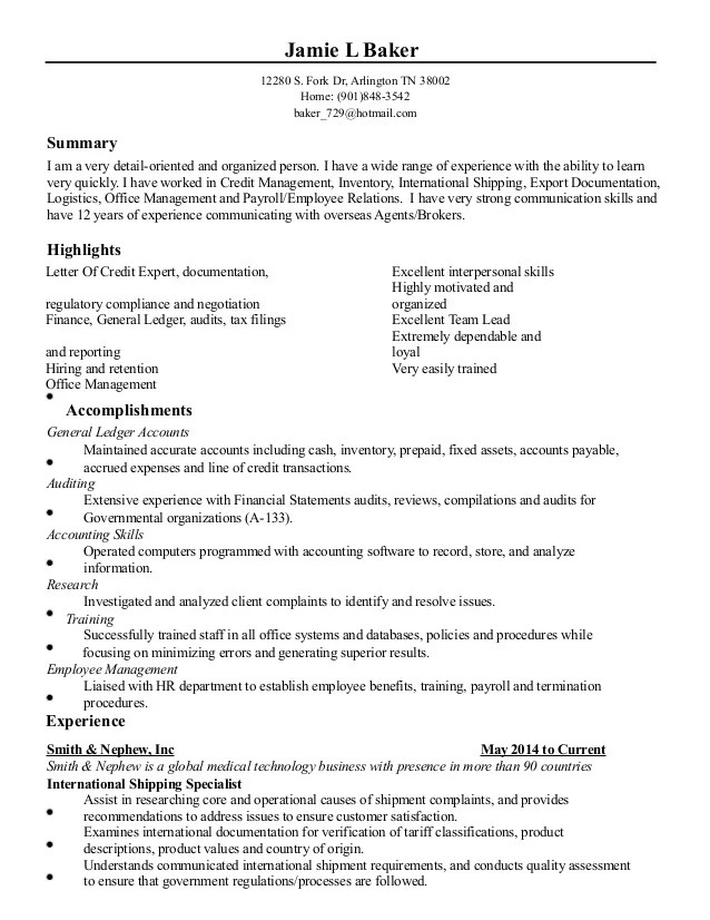 resume for bakery worker - Konipolycode