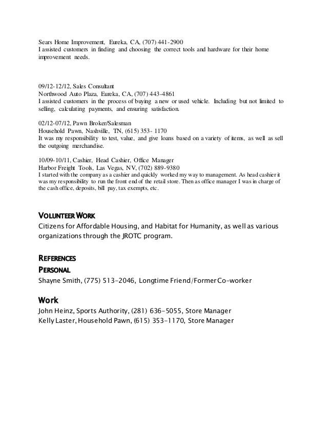 Nashville > Mayors Office > Internship Program Clifton Vickers Resume 2