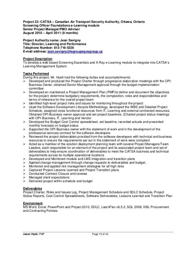 pre board screening officer resume sample