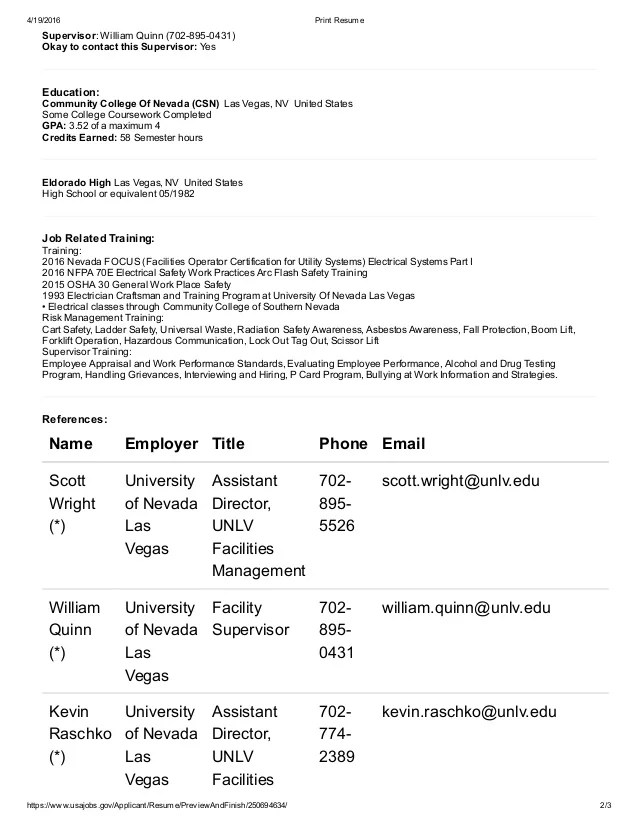 resume builder usa jobs usa jobs resume builder fresh